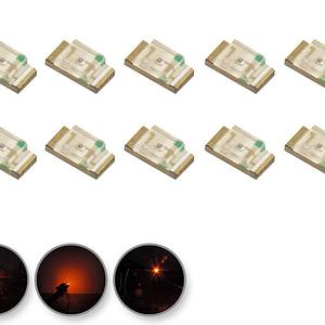 Dioda LED pomarańczowa SMD 1206
