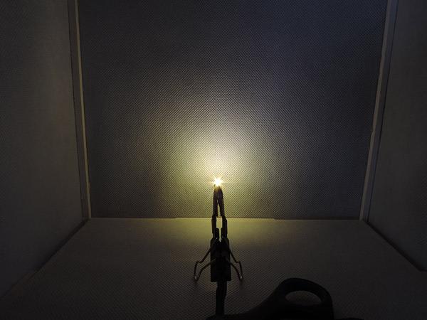 Dioda LED biała ciepła SMD 0805 - zdjęcie nr 4
