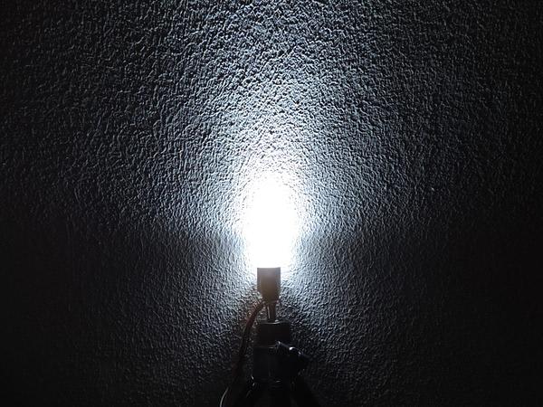 Dioda led 3mm biała zimna przeźroczysta 6500K 6000 mcd 25-35st
