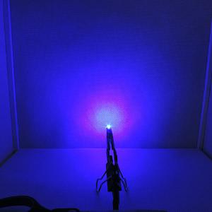 Dioda LED niebieska SMD 0805 - zdjęcie nr 3