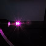 Dioda led straw hat 5mm różowa 2000 mcd 90-120st