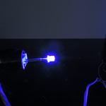 Dioda led płaska 3mm niebieska 1000mcd 460-465nm 140 st