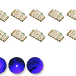 Dioda LED niebieska SMD 0805