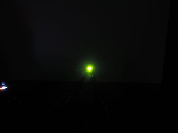 Dioda led 3mm zielona przeźroczysta 500 mcd 25-35st