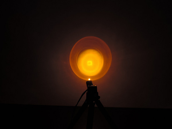 Dioda led 3mm żółta przeźroczysta 1200 mcd 25-35st