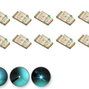 Dioda LED IceBlue SMD 0805