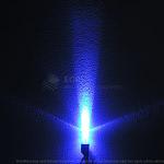 Dioda led 5mm niebieska przeźroczysta 5000-6000 mcd